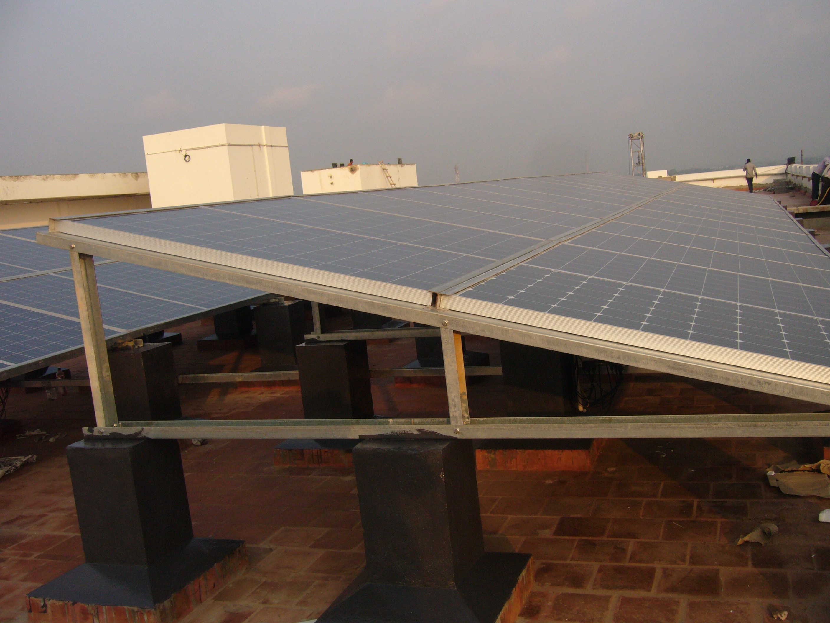 Solar products shreyatek 19kw at dindugal chennai solutioingenieria Image collections